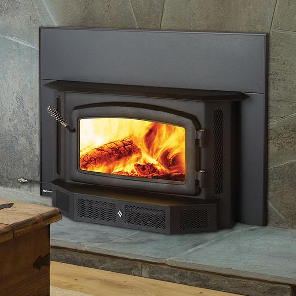 Regency Fireplace Insert Reviews: Medium Wood Insert