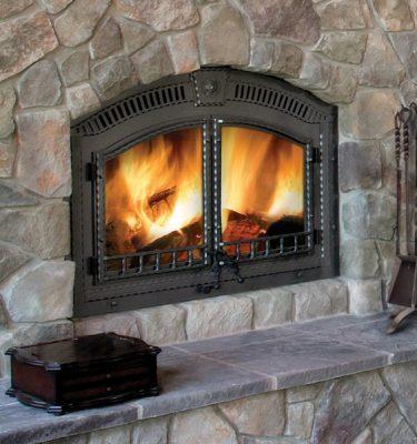 Napoleon NZ6000 Wood Fireplace