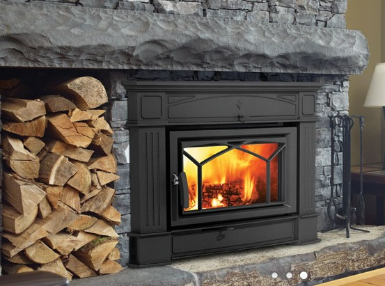 Hampton Hi400 Wood Insert Smokey S Stoves