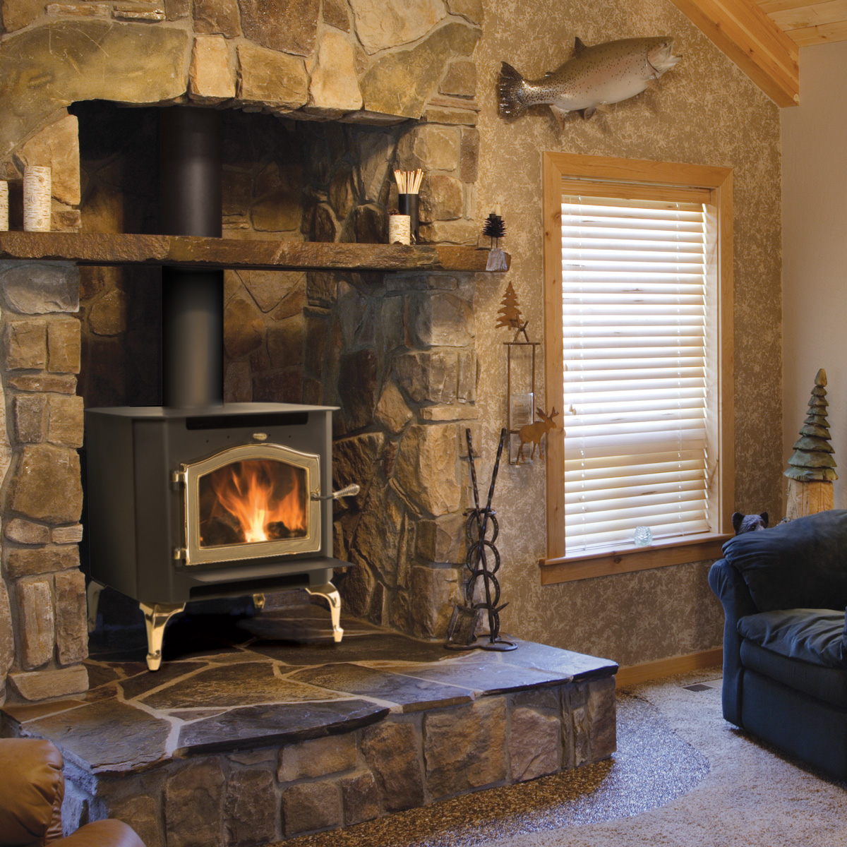 Kuma Sequoia Smokey S Stoves